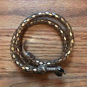 Jewelry - Costume Snake Bracelet/ Anklet